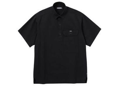 Neighborhood Dad Shirt SS Blackの写真