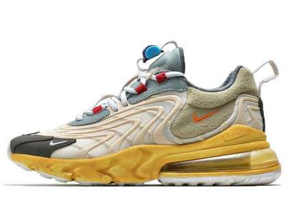 Travis Scott × Nike Air Max 270 React Cactus Trailsの写真