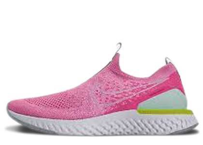 Nike Epic Phantom React Flyknit Psychic Pink Womensの写真
