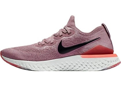 Nike Epic React Flyknit 2 Plum Dust Womensの写真