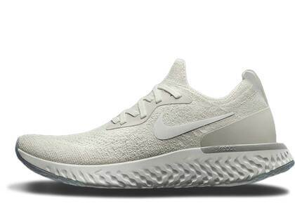 Nike Epic React Flyknit Light Cream Womensの写真