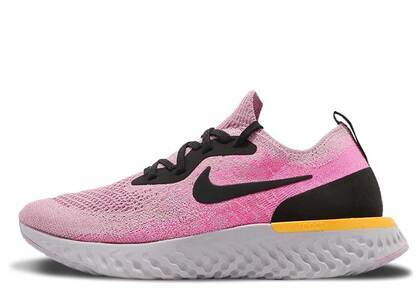 Nike Epic React Flyknit Plum Dust Womensの写真