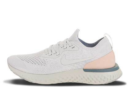 Nike Epic React Flyknit Pure Platinum Celestial Teal Womensの写真