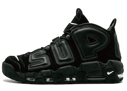 "Air More Uptempo Supreme ""Suptempo"" Blackの写真"