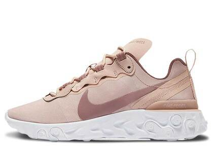 Nike React Element 55 Particle Beige Womensの写真