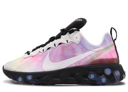 Nike React Element 55 Tie Dye Womensの写真