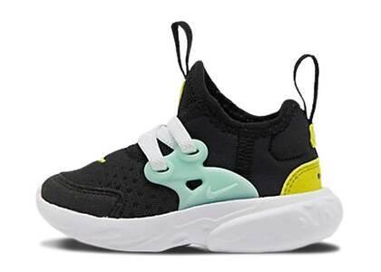 Nike React Presto Black Teal Tint Cyber TDの写真