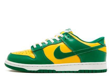 Nike Dunk Low SP Brazilの写真