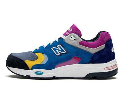 New Balance 1700 Kith The Colorist Blue Toeの写真