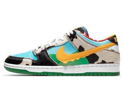Ben & Jerry's × Nike SB Dunk Low Ben & Jerry's Chunky Dunkyの写真