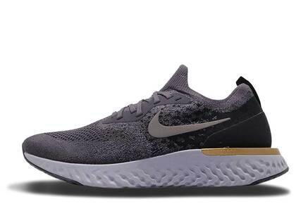 Nike Epic React Flyknit Deep Purple Ashの写真