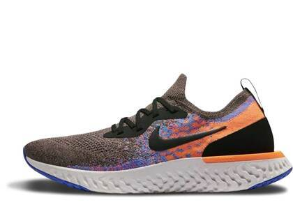 Nike Epic React Flyknit Mink Brownの写真
