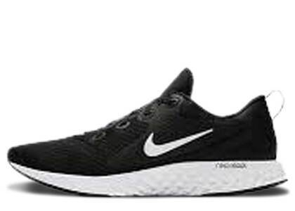Nike Legend React Black Whiteの写真