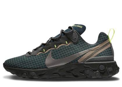Nike React Element 55 Armory Navyの写真