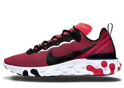 Nike React Element 55 Atlanta Falconsの写真