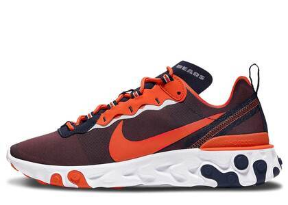 Nike React Element 55 Chicago Bearsの写真
