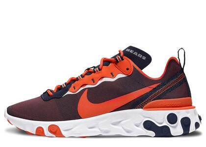 Nike React Element 55 Denver Broncosの写真