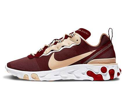 Nike React Element 55 FSUの写真