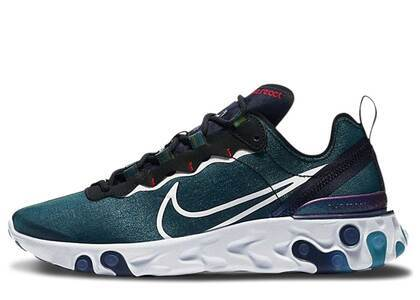 Nike React Element 55 Magpieの写真