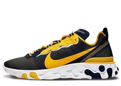 Nike React Element 55 Michiganの写真