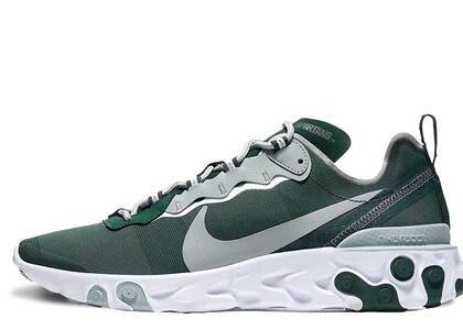 Nike React Element 55 Michigan Stateの写真