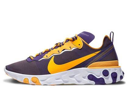 Nike React Element 55 Minnesota Vikingsの写真