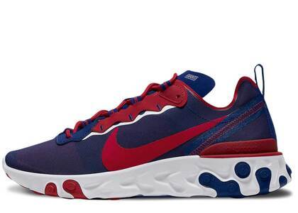 Nike React Element 55 New York Giantsの写真