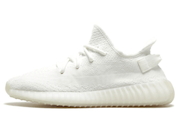 Adidas Yeezy Boost 350 V2 Cream Whiteの写真