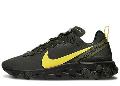 Nike React Element 55 Oregonの写真