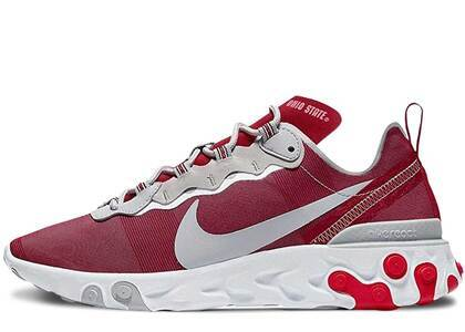 Nike React Element 55 OSUの写真