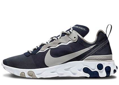 Nike React Element 55 Penn Stateの写真