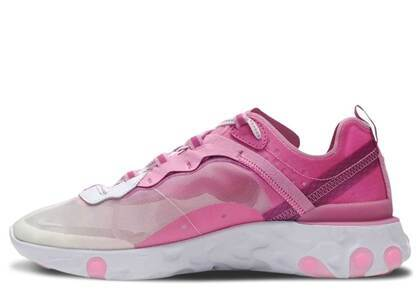 Nike React Element 87 Sneakerroom Breast Cancer Awareness Whiteの写真
