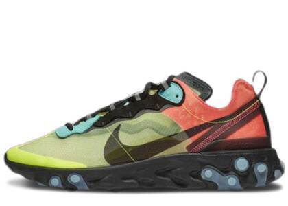 Nike React Element 87 Volt Racer Pinkの写真