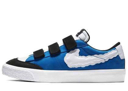 "Kevin Bradley × Nike SB Blazer Low ""Kevin and Hell""の写真"