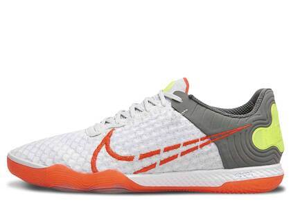 Nike React Gato White Cool Grey Bright Crimsonの写真
