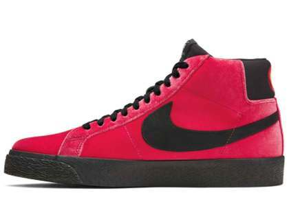 "Kevin Bradley × Nike SB Blazer Mid ""Kevin and Hell"""