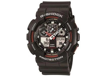 Casio G-Shock GA100-1A4 - 52mm in Resin の写真