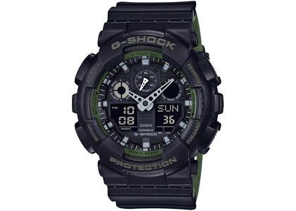 Casio G-Shock GA100L-1A - 55mm in Resin の写真