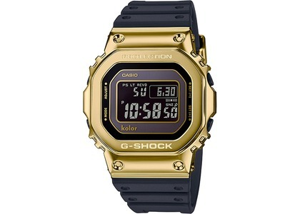 Casio G-Shock Kolor Limited Edition GMW-B5000KL-9 - 44mm in Gold Plated の写真
