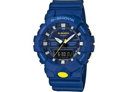 Casio G-Shock Analog-Digital GA800SC-2A - 54mm in Resin の写真