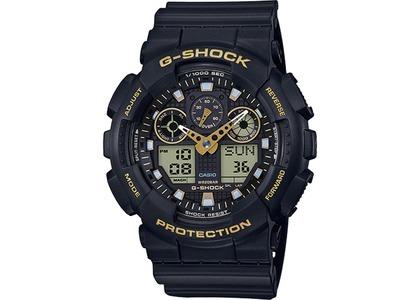 Casio G-Shock Analog-Digital GA100GBX-1A9 - 55mm in Resin の写真
