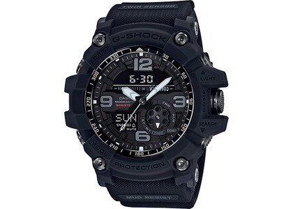 Casio G-Shock 35th Anniversary Big Bang GG1035A-1A - 56mm in Resin/Stainless Steel の写真
