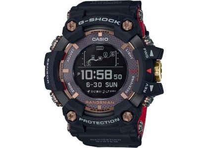 Casio G-Shock Magma Ocean 35th Anniversary GPR-B1000TF-1 - 52mm in Resin の写真