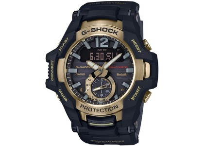 Casio G-Shock GRB100GB-1A - 53mm in Stainless Steel の写真