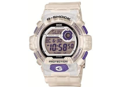 DGK x Casio G-Shock 30th Anniversary G-8900DGK-7JR - 53mm in Resin の写真