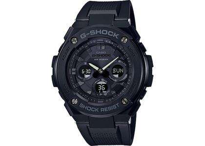 Casio G-Shock G Steel GSTS300G-1A1 - 56mm in Stainless Steel の写真