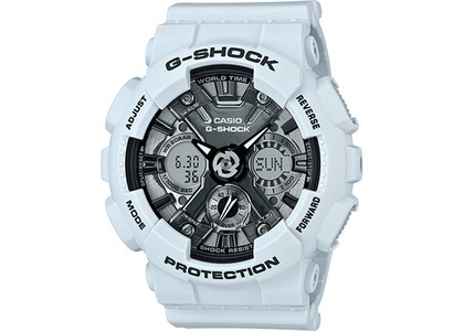 Casio G-Shock GMAS120MF-2A - 45.9mm in Resin の写真