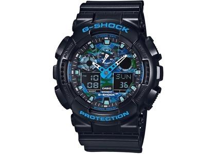 Casio G-Shock GA100CB-1A - 55mm in Stainless Steel の写真
