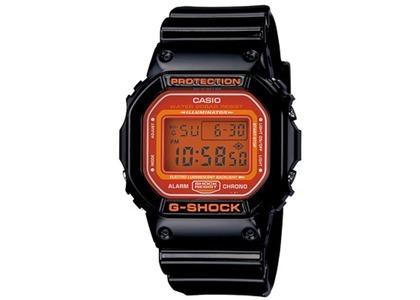Casio G-Shock DW5600CS-1 - 49mm in Resin の写真
