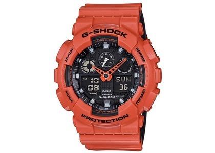 Casio G-Shock GA100L-4A - 55mm in Resin の写真